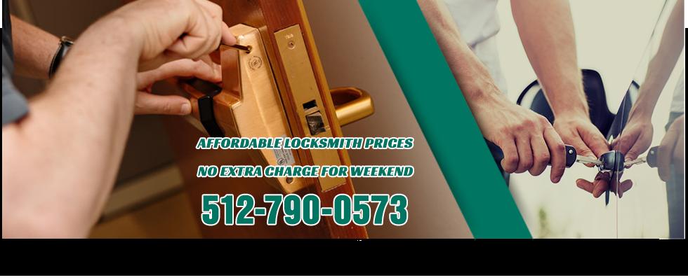 Locksmith Spicewood TX banner