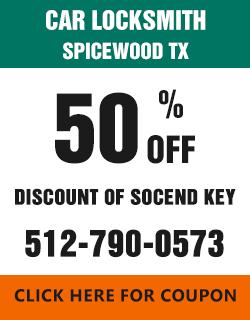 Locksmith Spicewood TX Offer